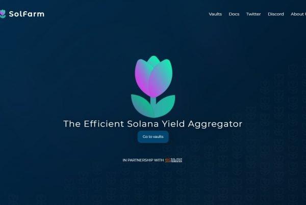 SolFarm TULIP Price Prediction Website