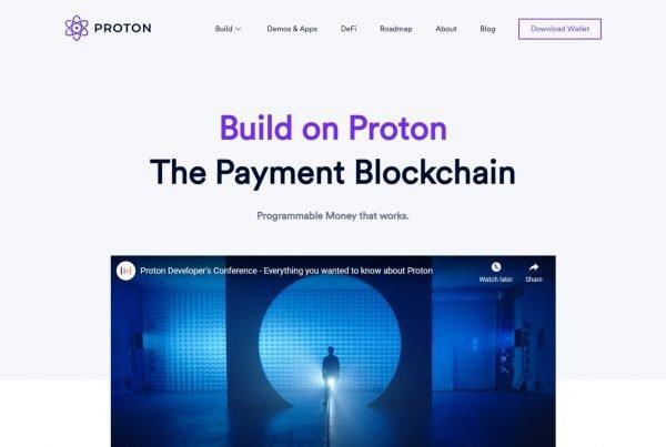 Proton XPR Price Prediction Website